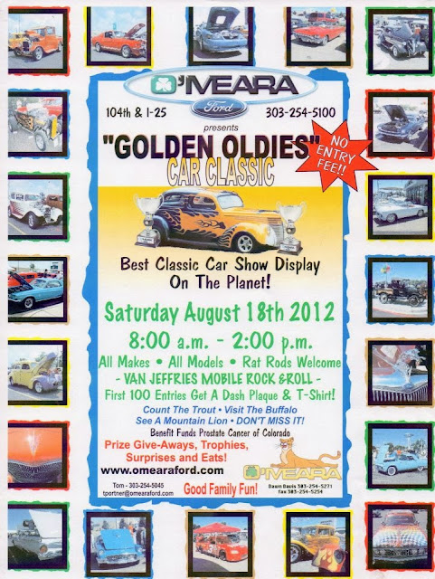 O'Meara Ford Annual Car Show
