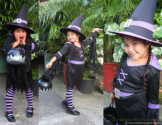 Witch Costume for Children