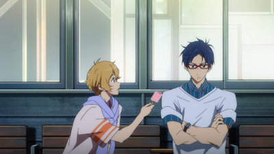 Free! Iwatobi Swim Club Episode 10 Screenshot 9