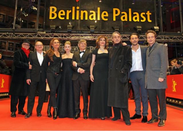 Weltpremiere in Berlin 13.02.2013