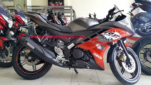 Yamaha R15 2016 Xam Do