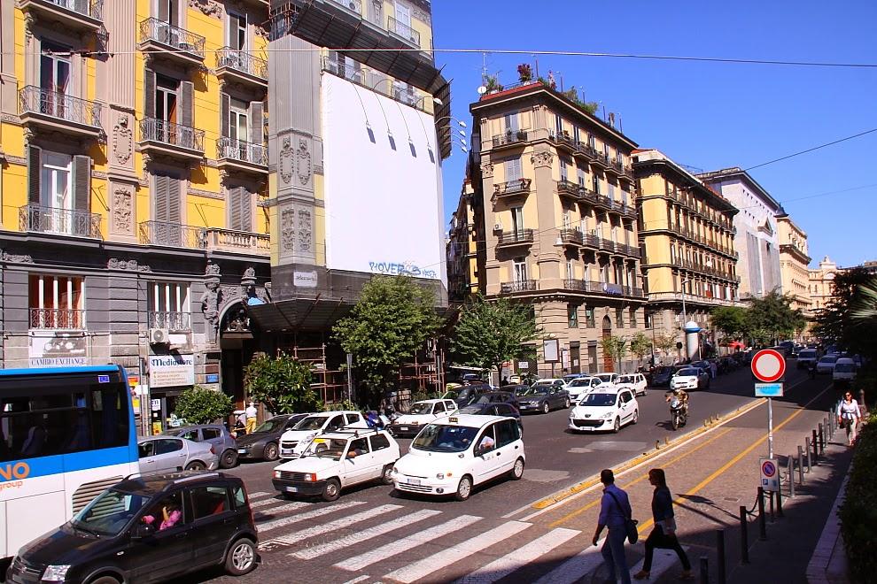 Осень 2013, круиз, MSC Preziosa, Барселона, Марсель, Генуя, Мессина, Тунис, Неаполь