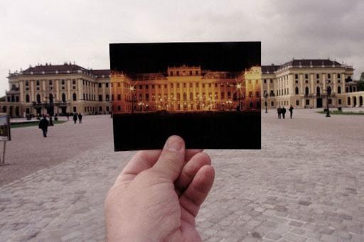 Оптични илюзии със сувенири