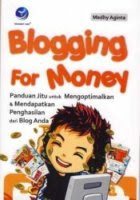 buku blogging for Money