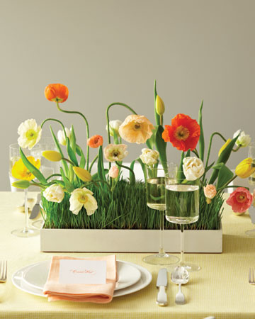 Party Resources: Spring Table Setting