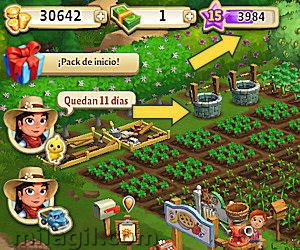 Trucos para jugar Farmville