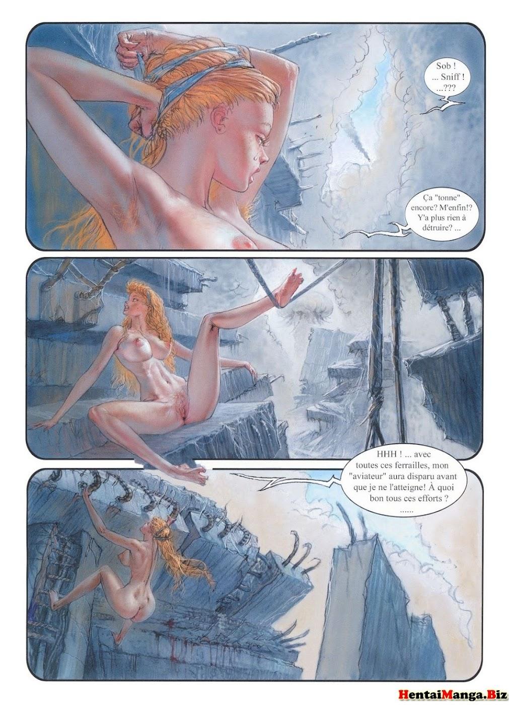 Hentai Manga - Evy (French)-Read-Hentai-Manga-Onlnie