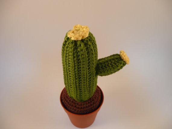 Cactus Amigurumi Schema Gratuito #1 iogurumi