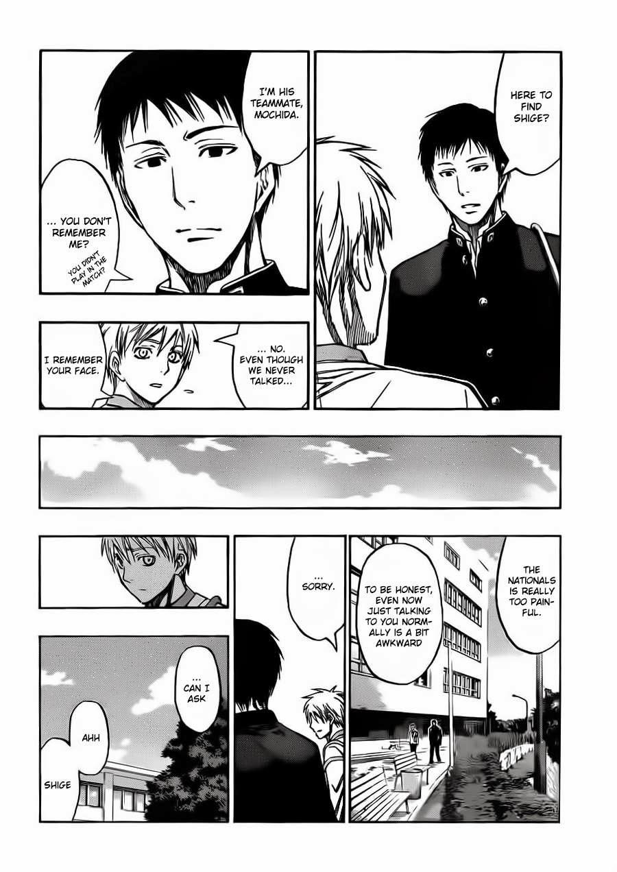 Kuroko no Basket Manga Chapter 227 - Image 10