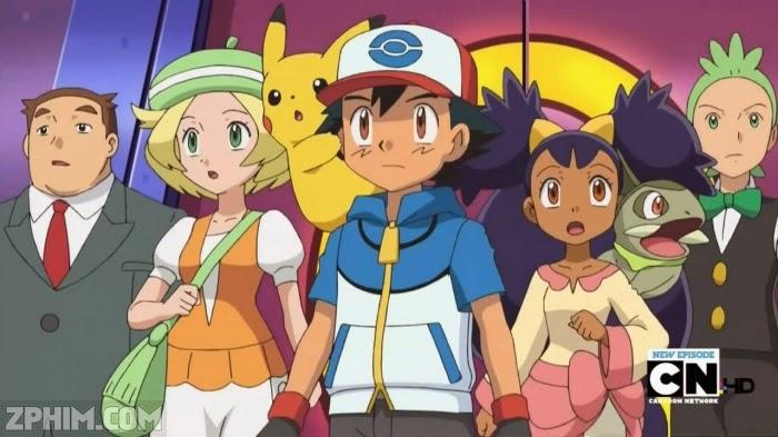 Ảnh trong phim Bảo Bối Thần Kỳ 14 - Pokemon Season 14 2