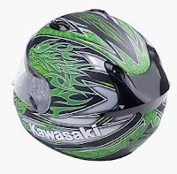 Kawasaki Helmets