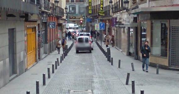 Cortes de tráfico por obras en las calles de la Cruz y de la Bolsa
