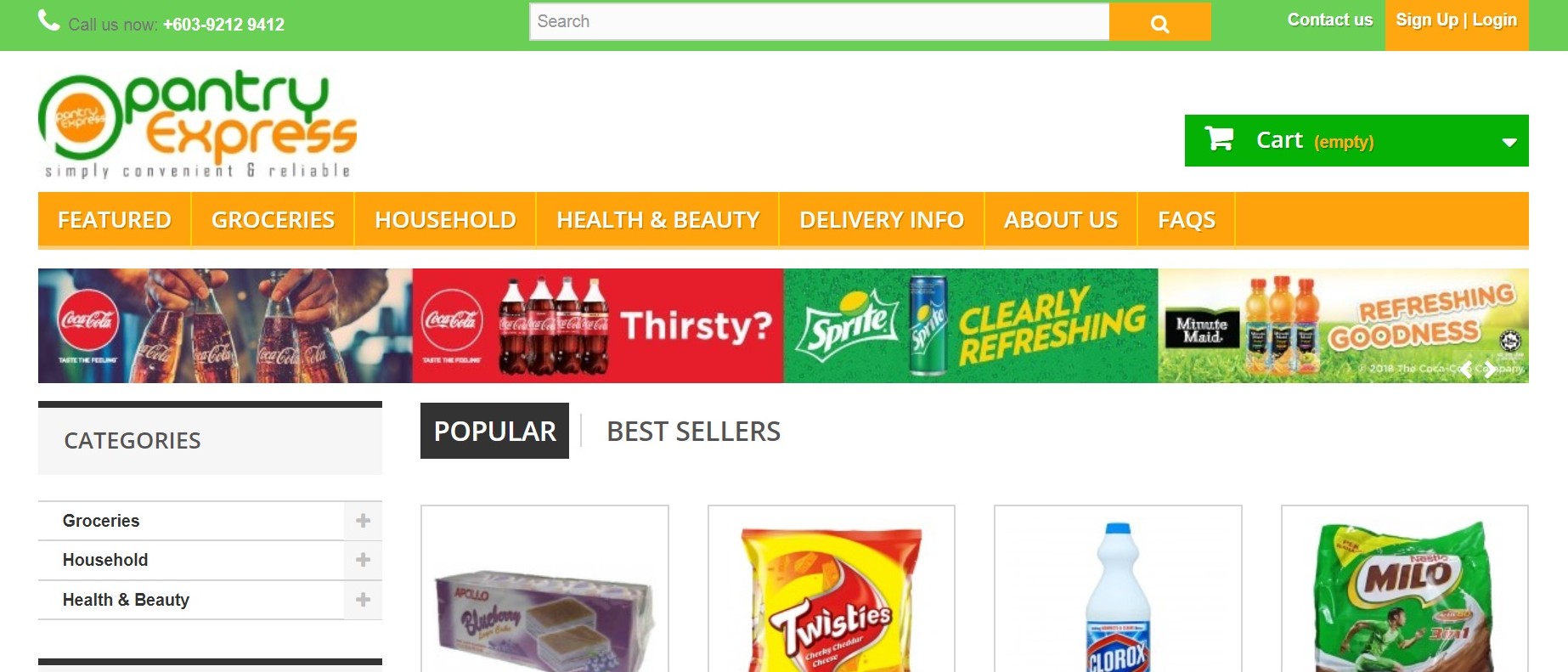 beli barangan runcit online, kedai online, beli barangan runcit secara online