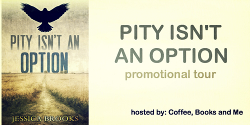 Pity Isn't an Option Promotional Tour kicks off today!