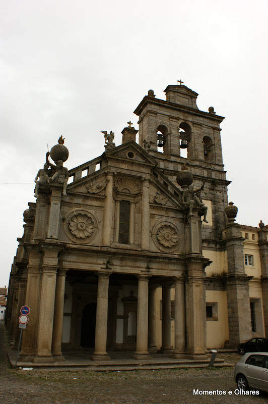 Évora, Igreja da Nossa senhora da Graça