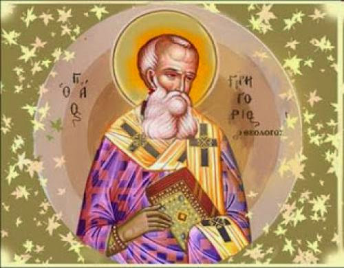 Saint Gregory The Theologian As A Model For Our Lives
