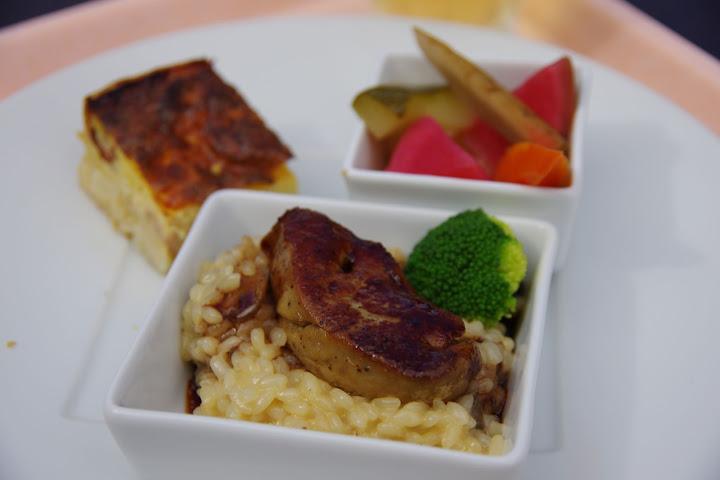 アキナガオ・秋の味覚の一皿