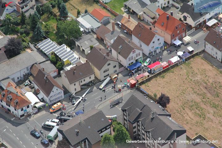 Hainstadt - Blick auf den Anfang der Offenbacher Landstr. / SLS  | Tobias Kemmerer