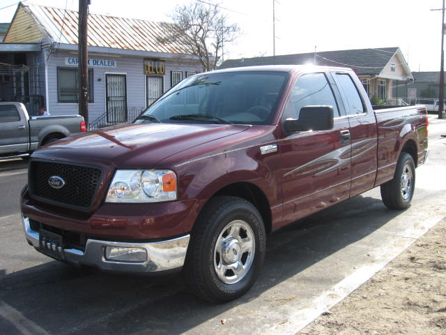 new orleans used car blog 2004 ford f 150 extended cab. Black Bedroom Furniture Sets. Home Design Ideas