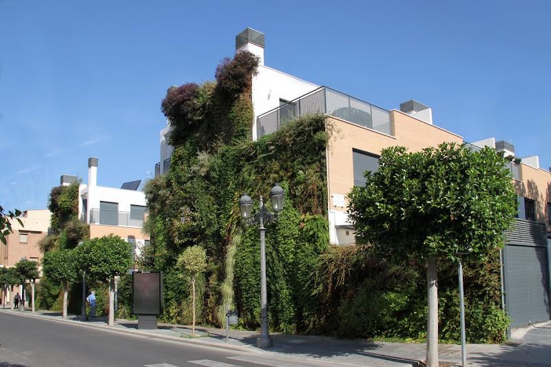 Jardines verticales Urbanarbolismo.