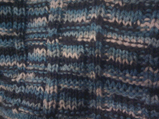The Casual Loom Knitter Tiled Blanket Pattern