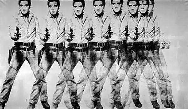 Eight Elvises