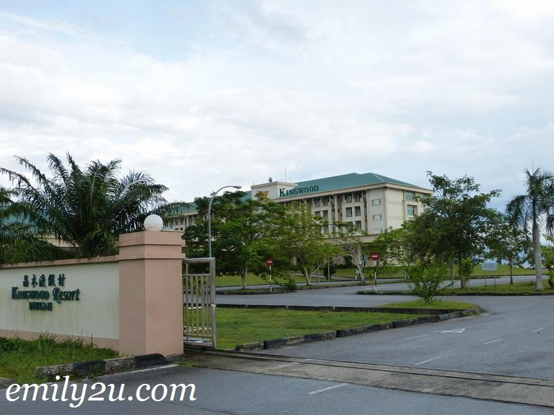 Kingwood Resort, Mukah, Sarawak