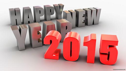 Hình Nền Happy New Year 2015 Cực Chất Cho Desktop