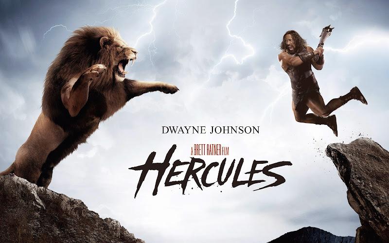 Ηρακλής: Οι Θρακικοί Πόλεμοι (Hercules) Wallpaper