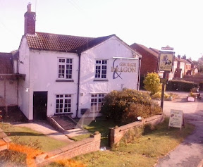 Pub at Hagworthingham Village