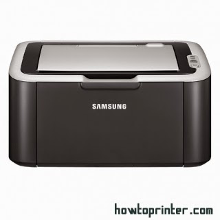 How to resetup Samsung ml 1661 printer counters -> red light flashing