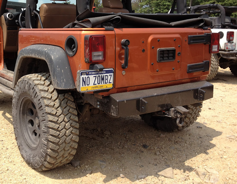 Simple Rear Bumper Build Jkowners Com Jeep Wrangler