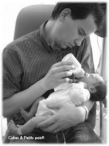 consequence lien alimentation père devloppement futur bebe