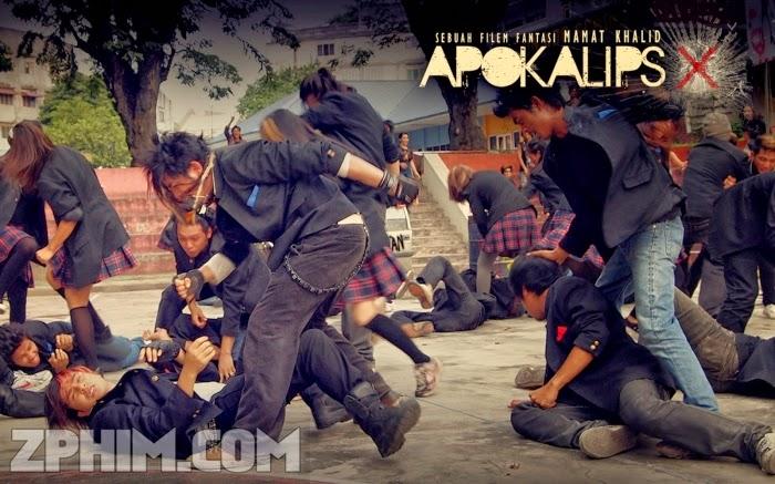 Ảnh trong phim Băng Đảng Tranh Hùng - Apokalips X 1