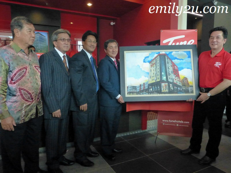 Tune Hotel Ipoh Official Launching Ceremony