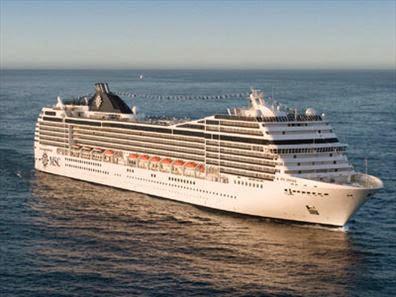 Cruise Noord-Europa