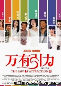 Định Luật Hấp Dẫn - The Law Of Attraction
