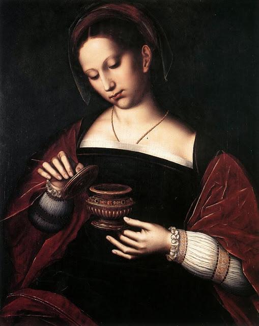 Ambrosius Benson - Mary Magdalene