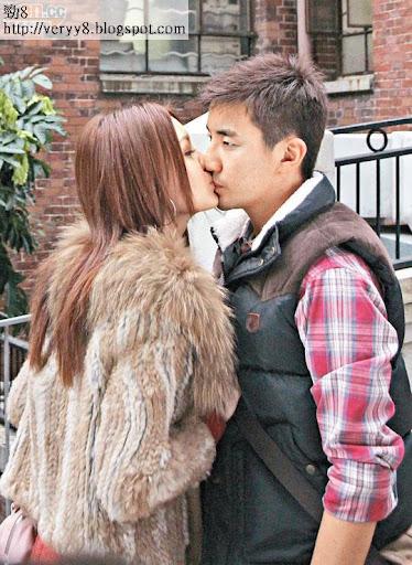 《單戀雙城》陳庭欣與洪永城咀足五次,導演才收貨。