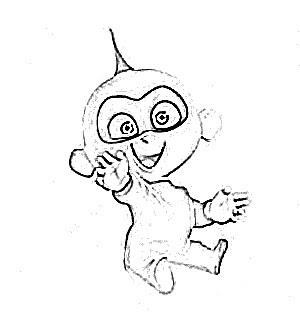 Jack Jack Sketch