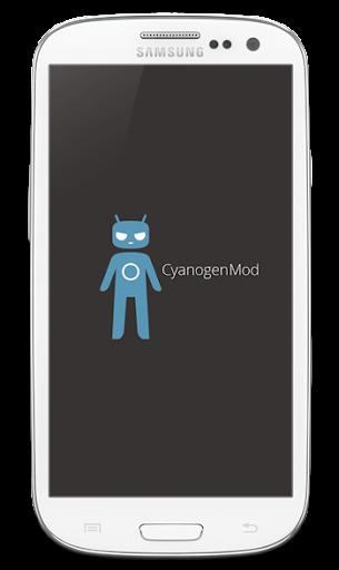 CyanogenMod 101 GS3
