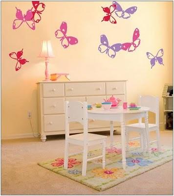 Decoraci n infantil ideas para decorar habitaci n con - Decorar habitacion infantil nina ...