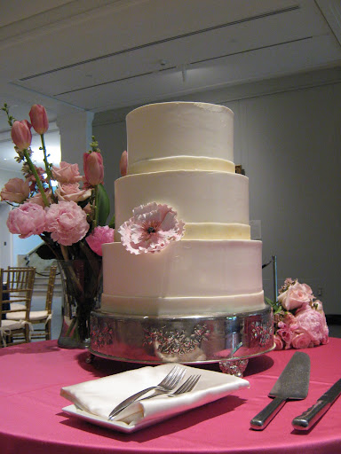 Decadent Delight wedding cake Ann Arbor, MI
