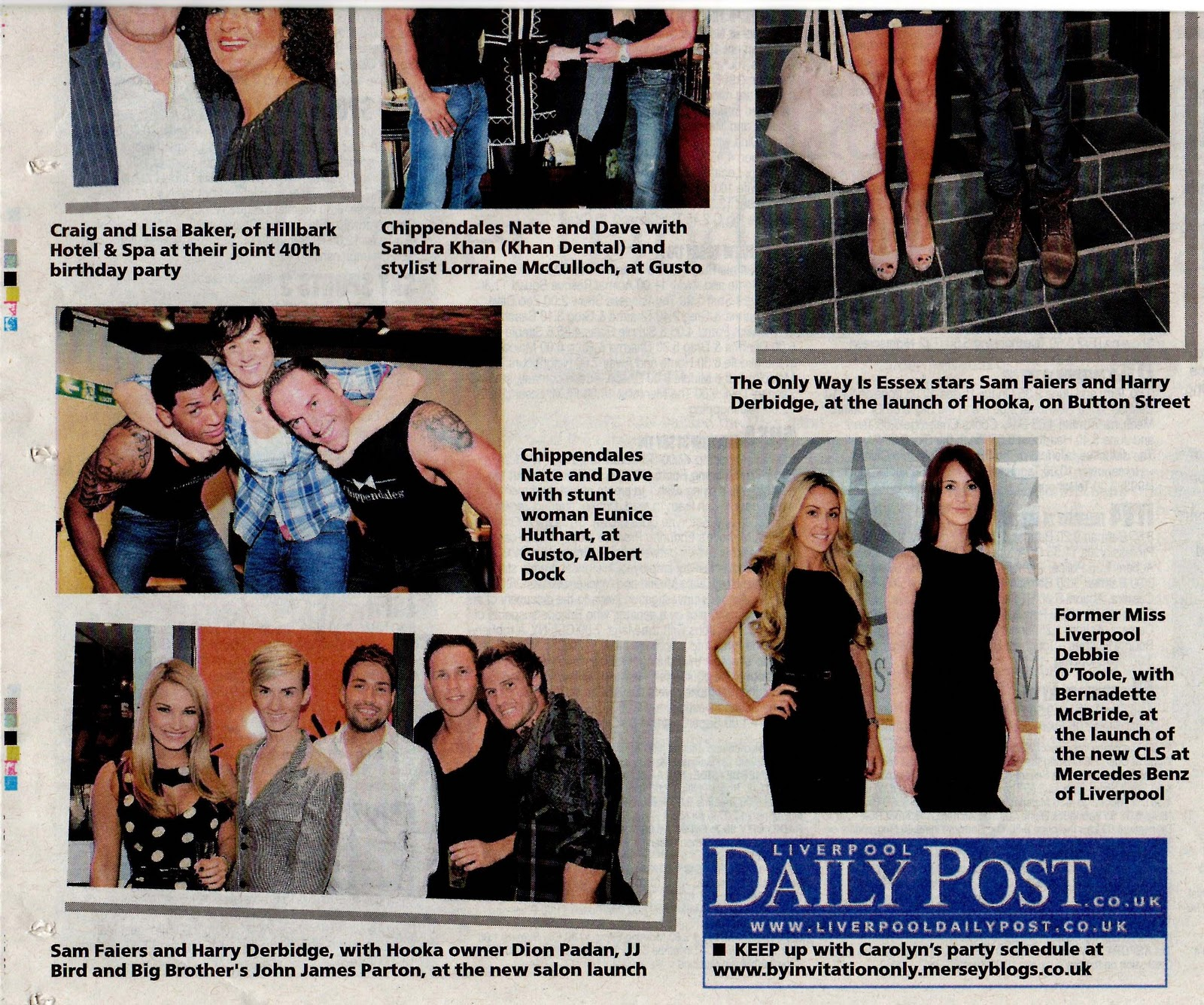 Impact Models Casting And Promotion Agency Liverpool Daily Post