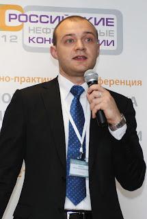 Паршин Антон Владимирович, начальник исследовательского отдела Schlumberger