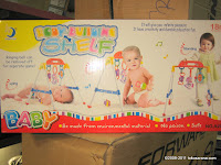 Junior XangLei Toys # A2021 Baby Body-Building Shelf