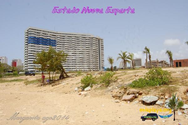 Playa Bayside NE012, estado Nueva Esparta, Margarita