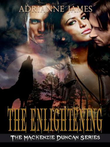 New Release The Enlightening By Adrianne James