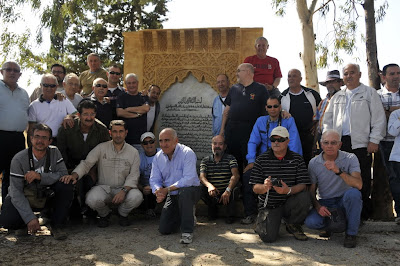 Monumento marroqui conmemorativo Victoria Anual
