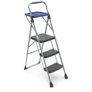 Werner 273 2 Type I Project Ladder 3 Step 3 Foot